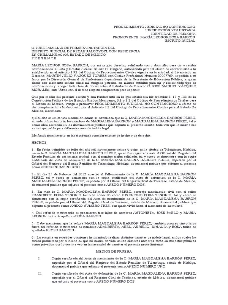 Famoso Copia Certificada Del Acta De Nacimiento Michigan Cresta ...
