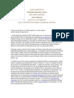 JUAN PABLO II Carta Vicesimus Quintus Annus 1988
