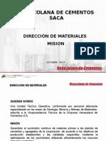 Misión Dirección de Materiales