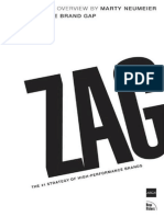 Zag the Number One Strategy of High-Performance Brands by Marty Neumeier [EPub] - Traitor