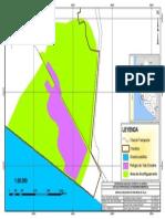 Mapa Pantanos de Villa