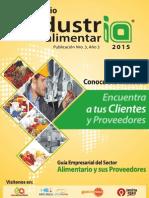 Industria Alimentaria Directorio2015