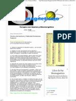 Biomagnetismo - Terapia con Imanes y Bioenergética_ Técnica de Rastreo y Tabla del Fenómeno Tumoral.pdf
