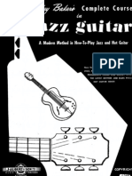 Mickey Baker's Jazz Guitar