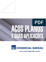 AcosPlanos Gerdau