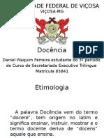 Docência.pptx