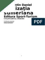 Constantin Daniel - Civilizatia Sumeriana