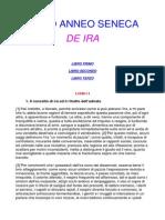 De Ira - Seneca