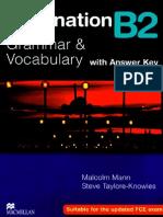 DestinationB2 Grammar&Vocabulary