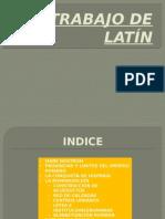 Trabajo de Latín. Mare Nostrum