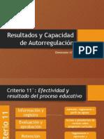 Dimensión III Criterios CNA