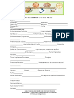 historiaclnicadetratamientoesteticofacial-110301195131-phpapp02.doc