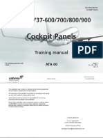 737 BOOK NG 00 101 - Cockpit Panels