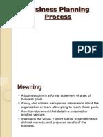 Business Plan Template 2015