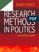 Research Methods in Politics-2