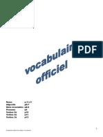 Vocab Latin College