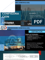 Configuración Urbana (UCP-Iquitos)