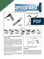 Manual de Servicio Sensores Ws24
