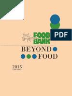 Beyond Food 2015