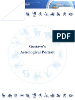 Gustavo's Astrological Portrait