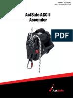 Act Safe Tactical Moto Ascender