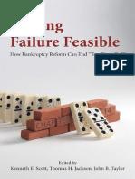 Making Failure Feasible