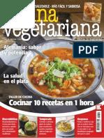 Revista Cocina Vegetariana Febrero 2015