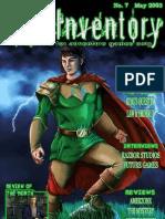 Inventory 7 - May 2003
