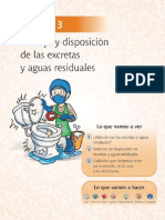 Manejo y Disposicion de Excretas