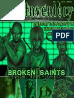 Inventory 9 - October 2003