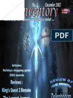 The Inventory 2 - December 2002