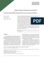 Rastreamento de Hemoglobinas Variantes e Talassemias Com Associação de Métodos de Diagnóstico