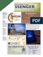 Messenger 9-23-15
