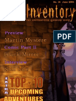 Inventory 16 - June 2004