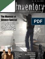 Inventory 18 - October 2004
