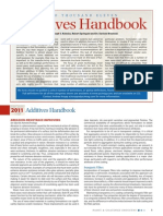 PCI Additive Definitions 2011
