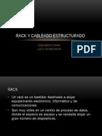 Rack y Cableado Estructurado