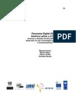 Panorama Digital 2007 de América Latina y El Caribe