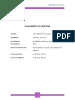 Informe Serum 1er