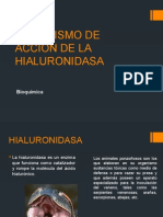 MECANISMO DE ACCION DE LA HIALURONIDASA y INSULINOMA.pptx