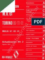 Manual Torino SE-GS-TS