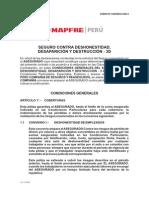 Condicionado Deshonestidad Destruccion Desaparicion 3D