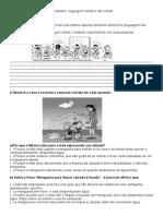Atividades-LINGUAGEM VERBAL E NÃO-VERBAL.doc