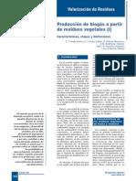 Biogas Con Vegetales