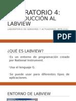 Introducción LabVIEW