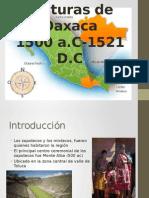 Culturas de Oaxaca (moluscos)