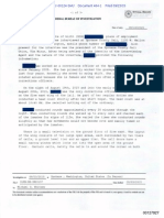 FBI report on Spokane County Jail escape attempt, August 2015