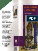 Ambar en Cuarto y Sin Su Amigo Paula Danziger 121130132729 Phpapp01