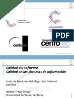 JUPEMA Calidad Software 2015 09