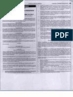 Acuerdo de Directorio 55-2014, 58-2014 y 59-2014